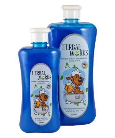 herbal works blue